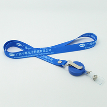 Design and sample free & yoyo card holder lanyard custom your logo