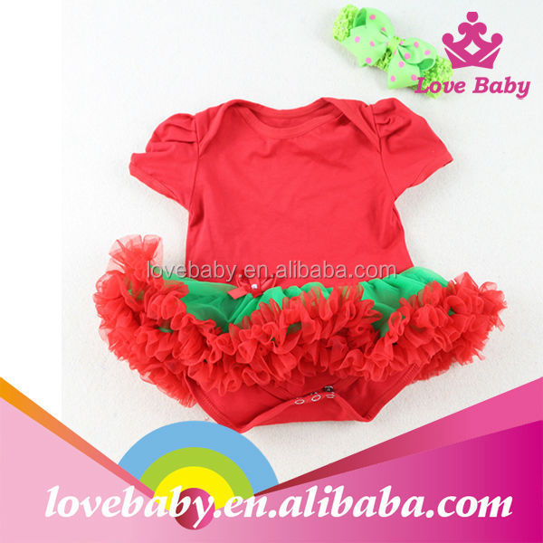 Christmas baby One-piece romper carters LBE4092053