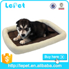 manufacturer wholesale Custom logo washable soft warm pet mat cat crate mat