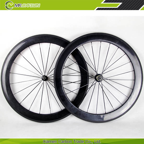 carbon wheels tubular 60mm ciclocross in carbonio tubolare ruota novatec a271sb f372sb hub