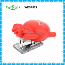 Plastic Heart Shaped Personlized Stapler