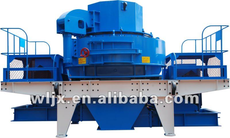 VSI crushing equipment, VSI crusher, Sand making machine
