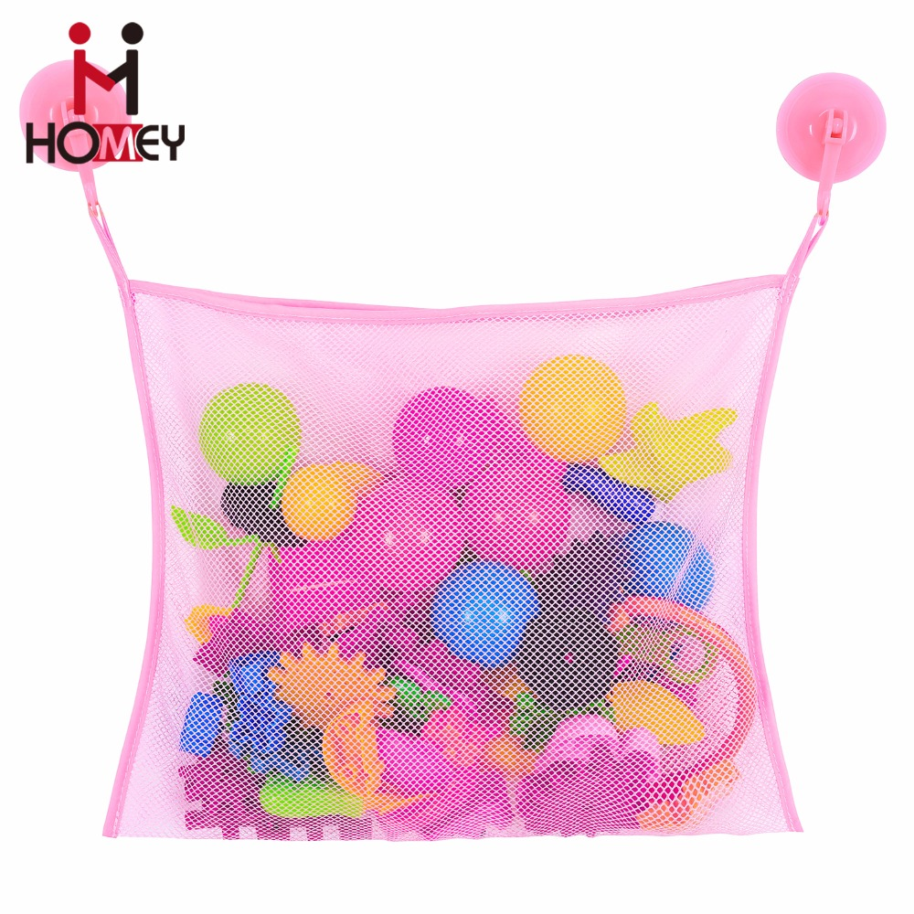 Bath Toy Storage / Walmart / Net / Organizer / Hanging Shower Storage / In Stock for Amazon