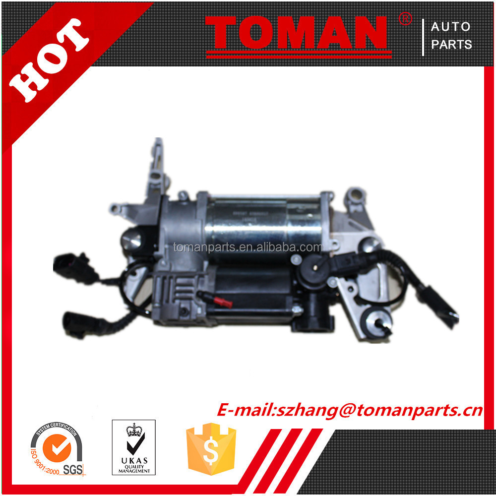 Air suspension compressor for Volkswagen Touareg 2002-2010 OE :7L0698007D