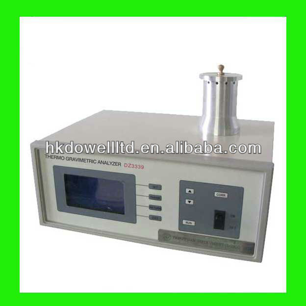 DZ3339 Thermo Gravimetric Analysis