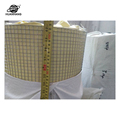 Serviceable barbecue black wire mesh