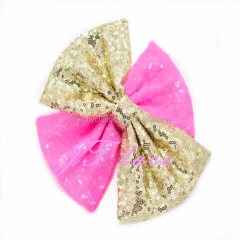 18cm handmade bow , factory price and faster shipping