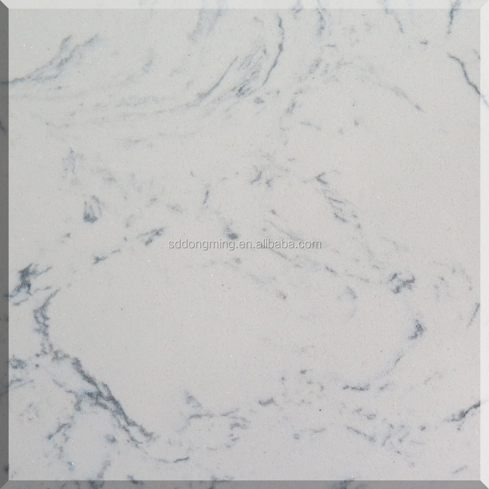 White Color Nacarado Quartzite Slabs
