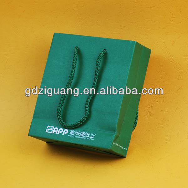 Eco friendly paper bag wholesale different types of paper bags