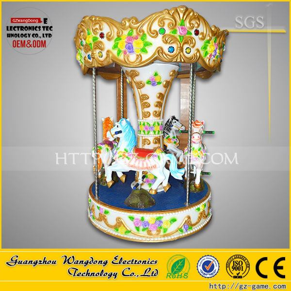 Funny!electric carousel merry-go-round for sale