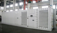 Industrial Construction Container Soundproof Type Diesel Generator