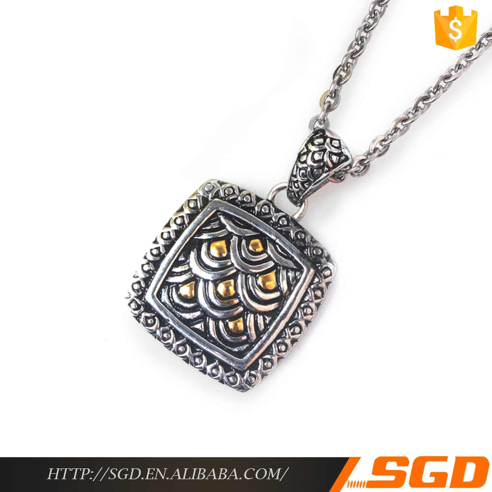 2015 Hot Selling Excellent Quality Best Factory Direct New Style Diamond Om Pendant
