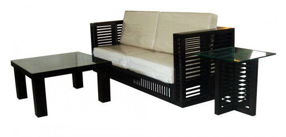MODERN SPINE-H DESIGN LIVING SET