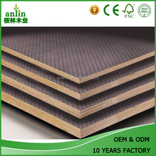 Film faced plywood shuttering panel formwork board (tego plywood)