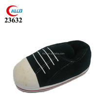 fashion cheap soft sole baby crib shoes for boy