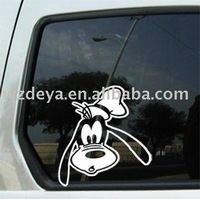 Vinyl Window Sticker/ window sticker/indoor window sticker