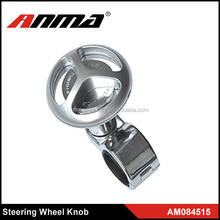 Steering Wheel Spinner Knob/ Stainless Steel Steering Wheels knob