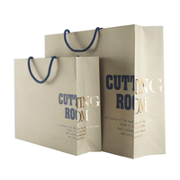 China wholesale decorative luxury shopping paper bags with your own logo print