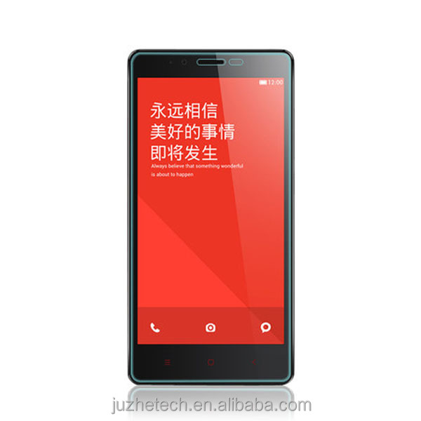 Anti-glare, anti-scratch screen protector for xiaomi with high clear