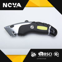 Hot Safety Hand Tools Aluminum Alloy Qucik Change Utility Knife for box