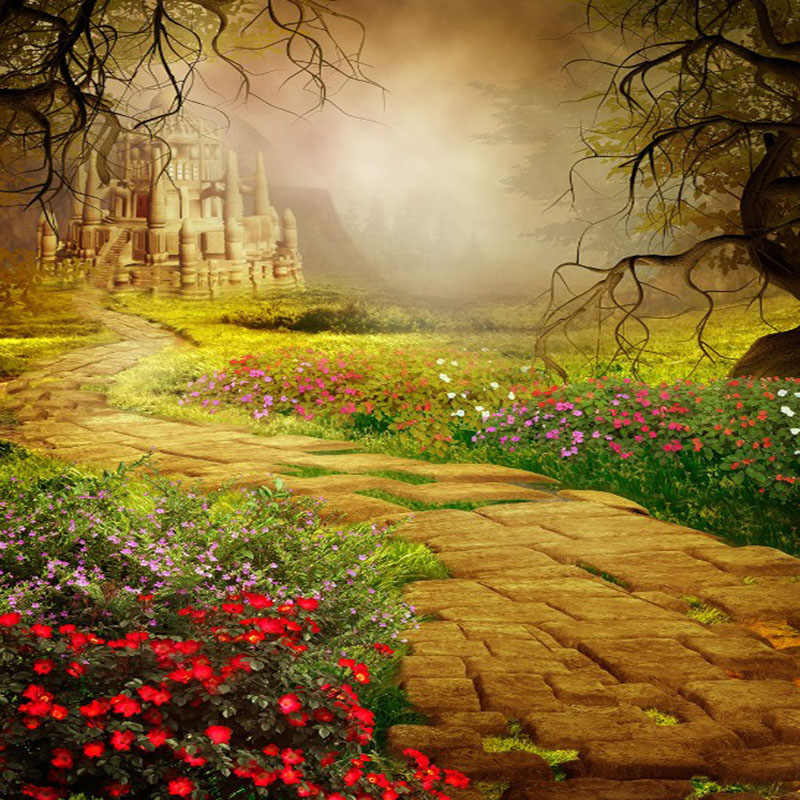 Beautiful nature scenery Interior Mural 3D Wallpaper hd for <strong>walls</strong>