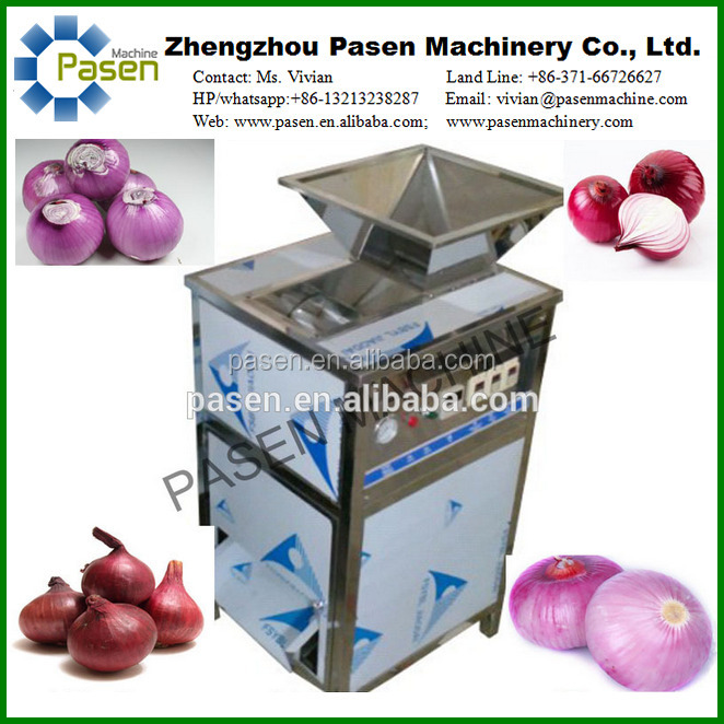 Industrial Onion Skin Peeling Machine Onion Skin Removing Machine