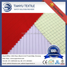 65 polyester 35 cotton anti-static fabric poly/cotton static free carbon fiber fabric