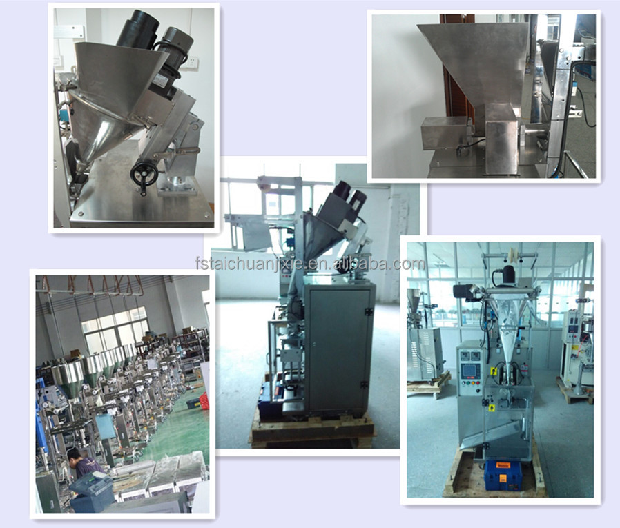 Automatic Vertical Sugar Suger Salt Rice Instant Coffee Bag Pouch Sachet packing machinery TCLB-160F
