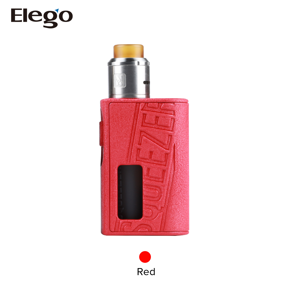 2017 Elego Trending Products Squonker Mod 2017 Express Ali Hugo Vapor Squeezer BF Squonk Kit With Rebuildable Atomizer