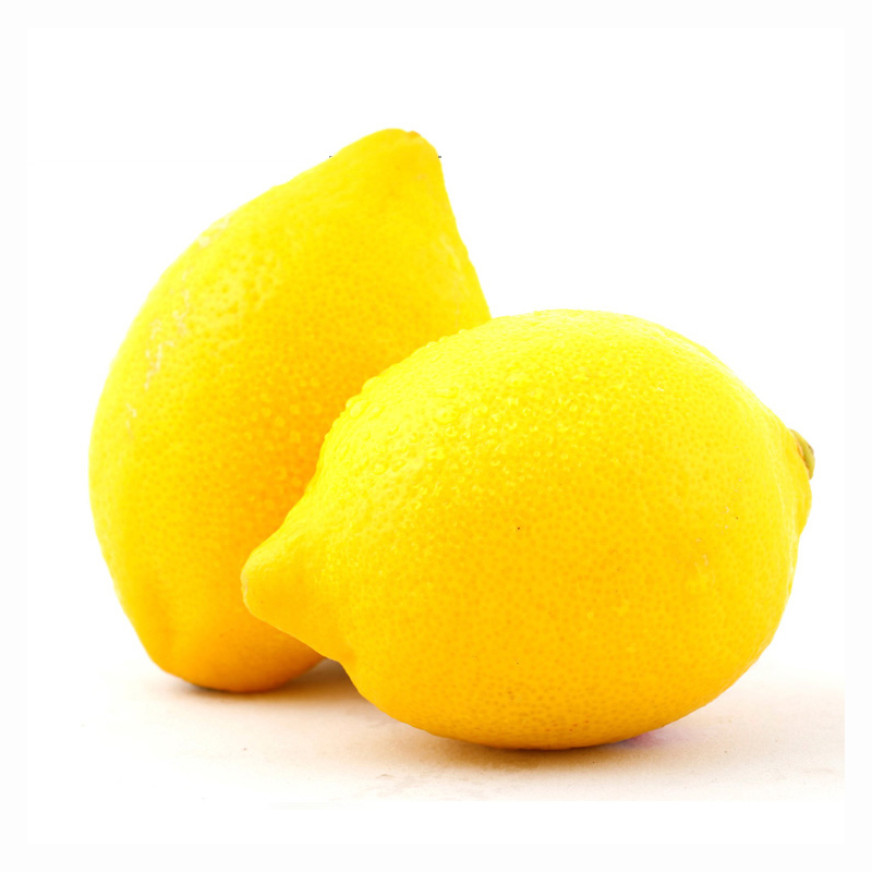 2017 New source citrus fruits sour yellow lemon from egypt
