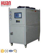 Plastic small water chiller in China