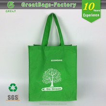 Promotional Cheap Custom Slogan Shopping Eco Friendly Bag China
