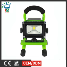 Professional portable work lighting 10W 20W 30W 50W 80W 100W 120W 150W 200W rechargeable led flood light with CE certificate