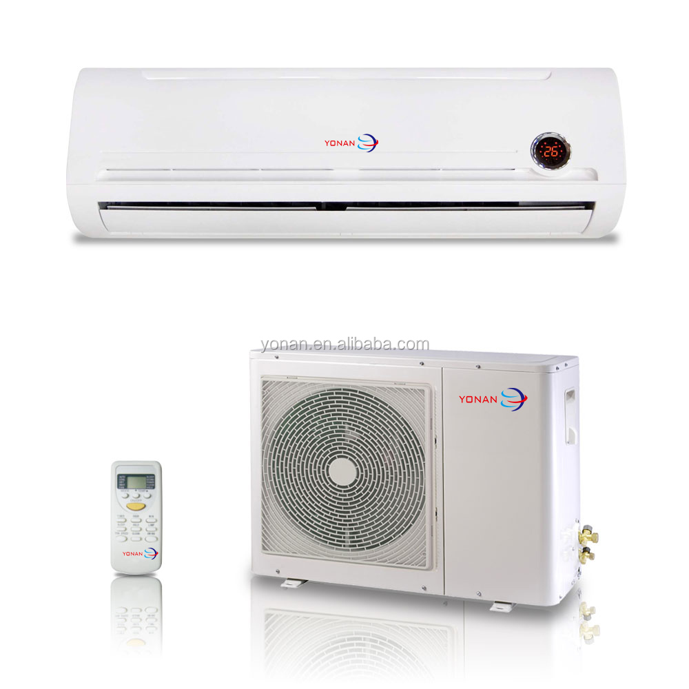 12000 Btu Cooling and Heating Yonan Brand Chinese Air Conditioners