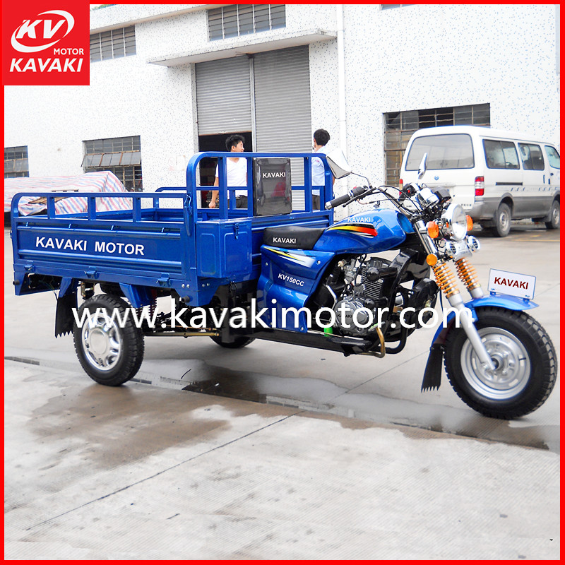 Export distributors 250cc engine lifan cargo three wheel motorcycle for CKD