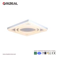 White plastic LED Marquee Sign LIGHT UP White ceiling lights OZ-AL753