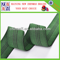 furniture accessories Supply HaiNing Hight Quality Sofa Elastic Webbing Belt