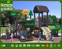 custom playground slides children's playground equipement park game