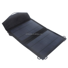 Flexible Solar Panel Solar Charger 7W For Mobile Phone baterry,camera,lamp