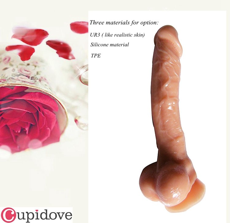 Hands free dildo New Design Human Nature Sex Toy for Women Super Large Dildo