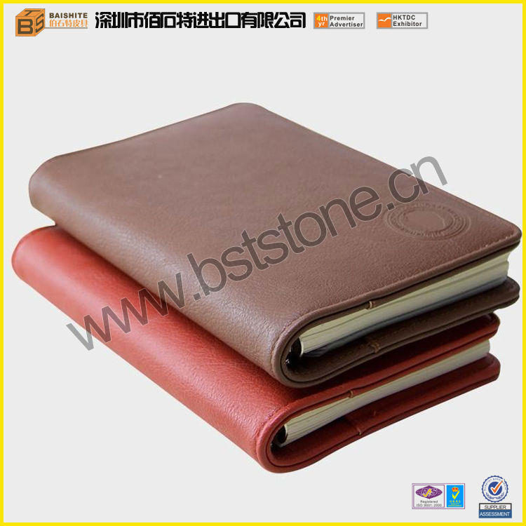 Fashional Design Wholesale A4/A5 Cheap And Bulk All Range Size Promotional Price With Silicone Notebook/Agenda Custom Design