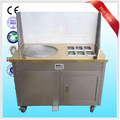 Machine manufacturers new products fried ice cream machine mesin ais krim goreng