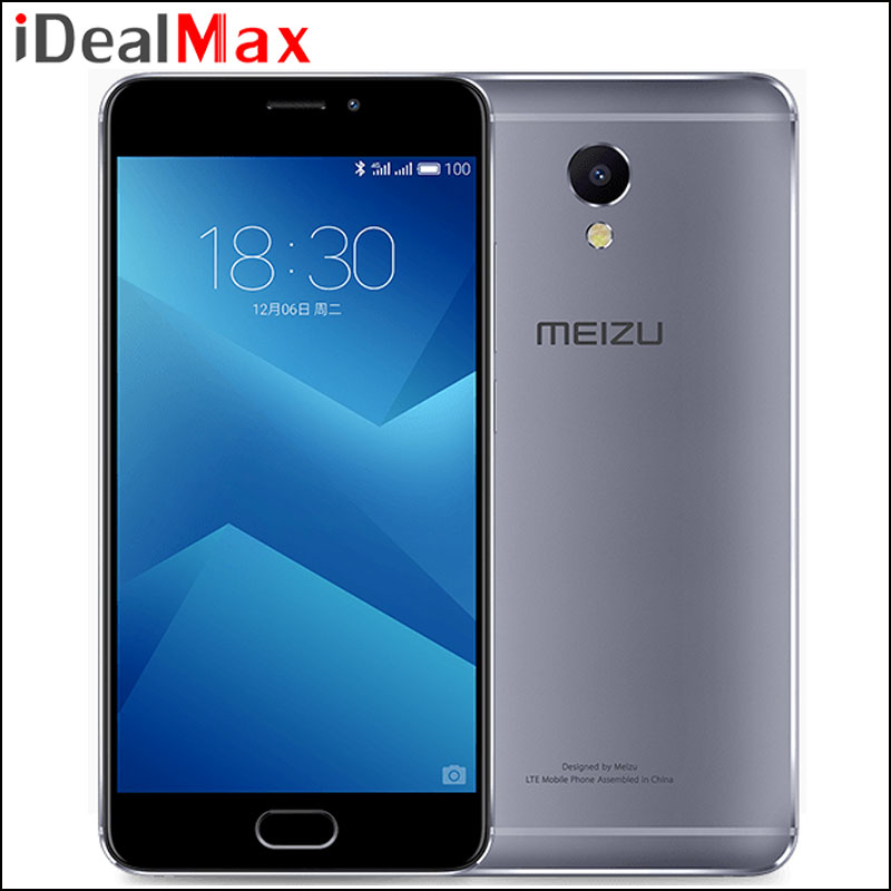 New Original Meizu M5 Note Mobile Phone Note 5 Helio P10 Octa Core 3GB RAM 32GB ROM 5.5 inch 1920*1080 Camera 13.0MP 4000mAh