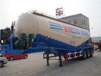 WORLD Brand Bulk Cement Truck Trailer For Sale