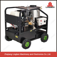 lingben hot water pressure high washer real honda engine 13HP LB-GH13