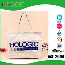 High Quality Promotion Custom Cotton Canvas Tote Bag