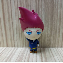 Hot Sale Custom Made PVC Mini Angry Action Figure Toys
