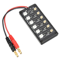 1.25 PH2.0 Balanced Charging Adapter Board For 3.7V Lipo Battery