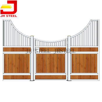 Famous Galvanized Material Horse Stable Equipment
