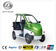 CE approved 3 seats electric car for sale